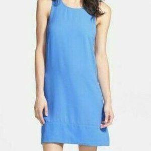 LEITH | Light Blue Shift Dress